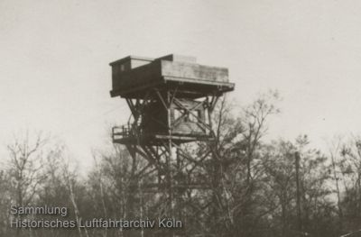 Flakturm auf Fort IV K�ln Bocklem�nd
